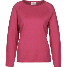 Fjällräven Övik Sweater Women plum